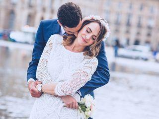 Le mariage de Caroline et Giovanni