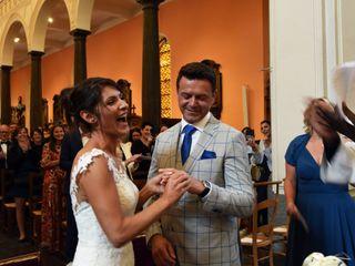Le mariage de Anne et Willy 1