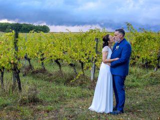 Le mariage de Virginie et Jean-Christophe