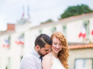 Le mariage de Isabel et David 2