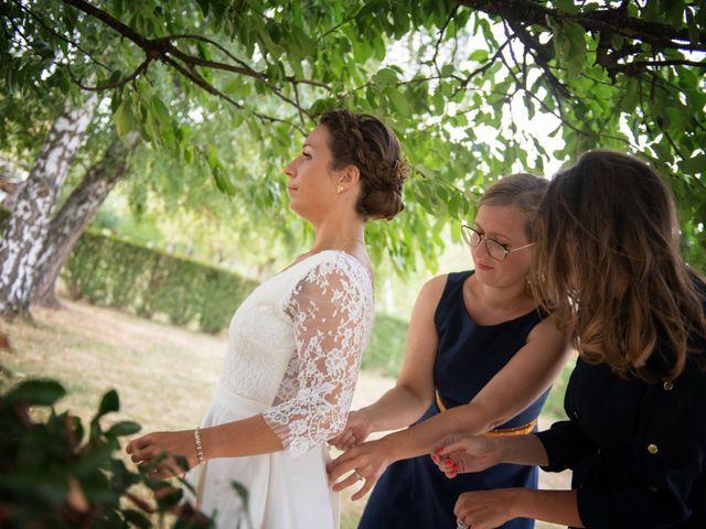 Le mariage de Julien et Marie à Rosey, Saône et Loire 9