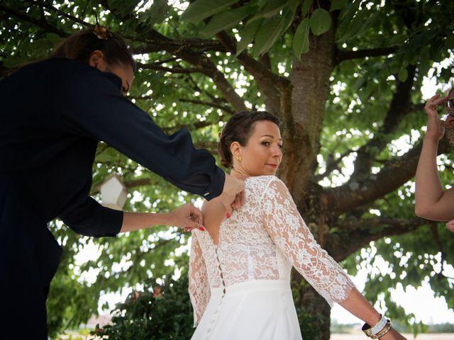 Le mariage de Julien et Marie à Rosey, Saône et Loire 11