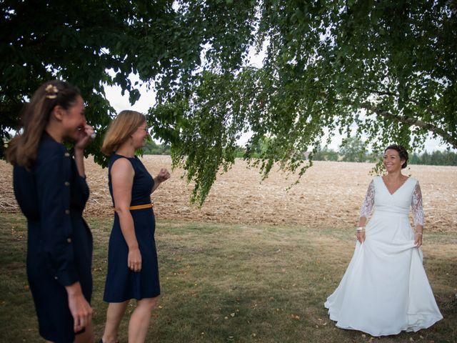 Le mariage de Julien et Marie à Rosey, Saône et Loire 12