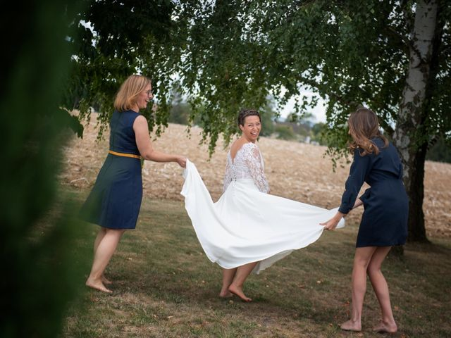 Le mariage de Julien et Marie à Rosey, Saône et Loire 14