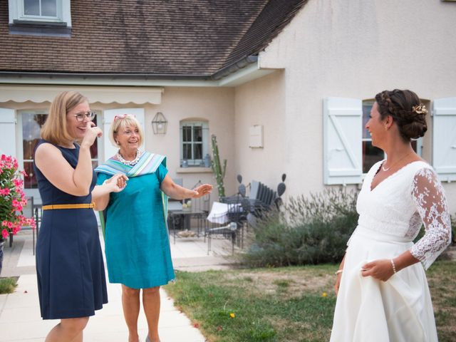 Le mariage de Julien et Marie à Rosey, Saône et Loire 16