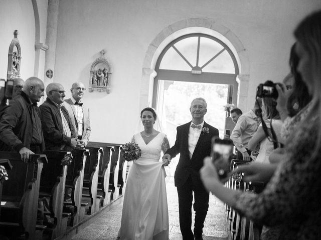 Le mariage de Julien et Marie à Rosey, Saône et Loire 20