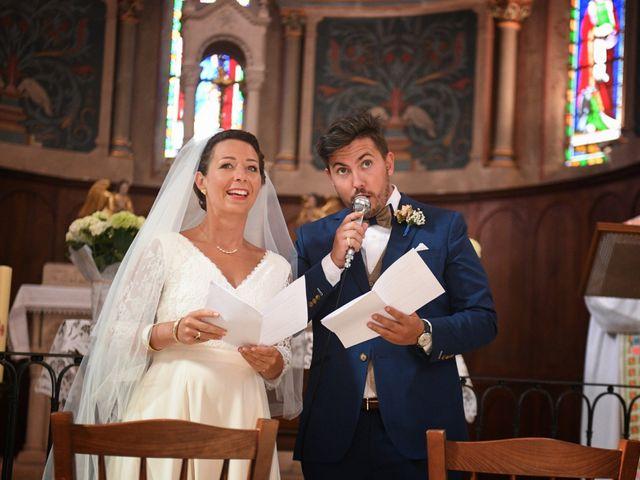 Le mariage de Julien et Marie à Rosey, Saône et Loire 21