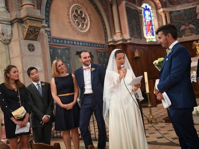 Le mariage de Julien et Marie à Rosey, Saône et Loire 24