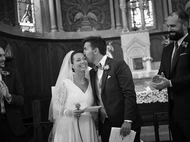 Le mariage de Julien et Marie à Rosey, Saône et Loire 25