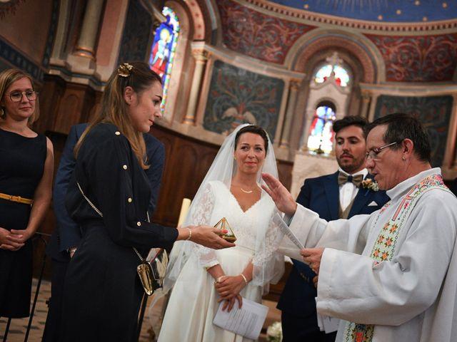 Le mariage de Julien et Marie à Rosey, Saône et Loire 26