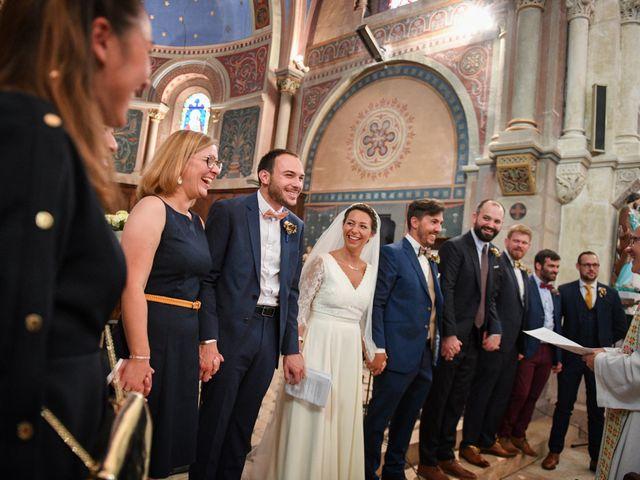 Le mariage de Julien et Marie à Rosey, Saône et Loire 27