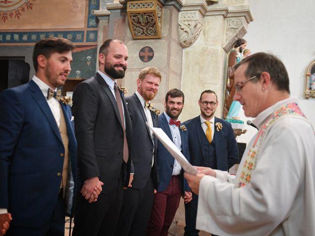 Le mariage de Julien et Marie à Rosey, Saône et Loire 28