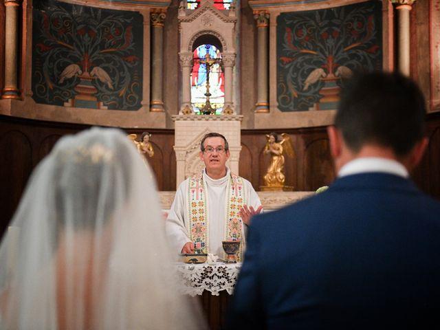 Le mariage de Julien et Marie à Rosey, Saône et Loire 29