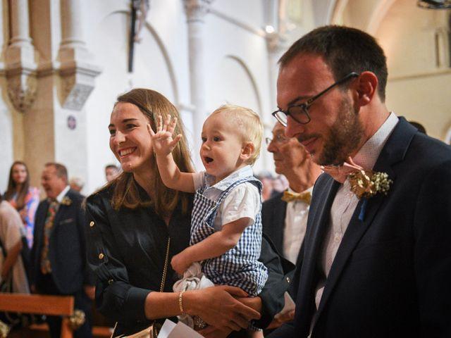 Le mariage de Julien et Marie à Rosey, Saône et Loire 30