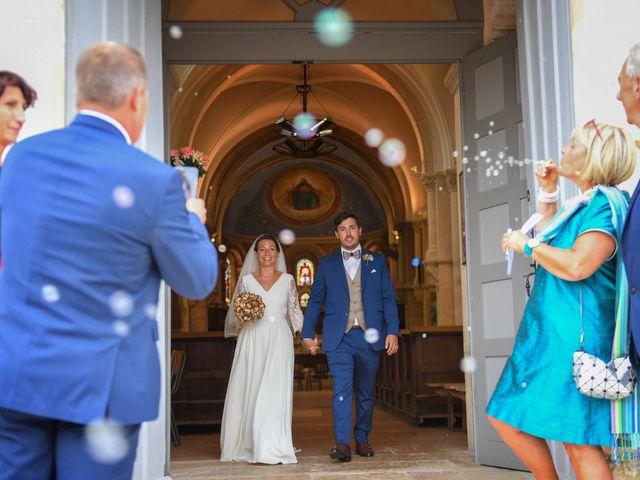 Le mariage de Julien et Marie à Rosey, Saône et Loire 31