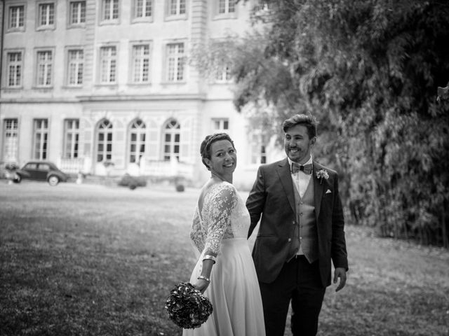 Le mariage de Julien et Marie à Rosey, Saône et Loire 35