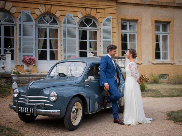 Le mariage de Julien et Marie à Rosey, Saône et Loire 36