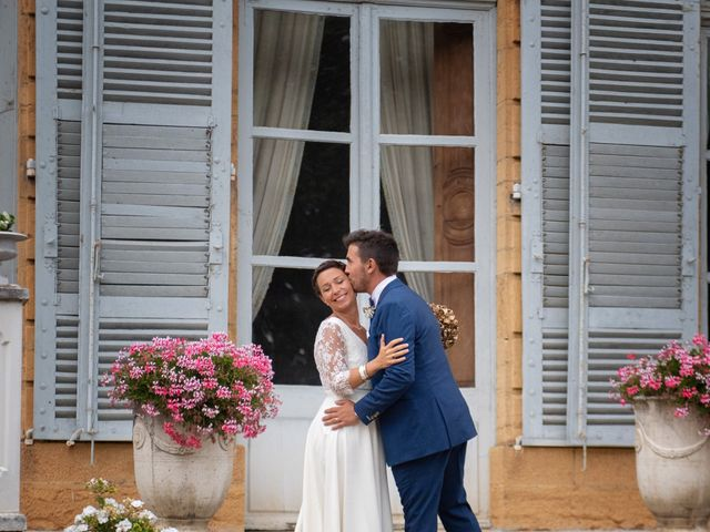 Le mariage de Julien et Marie à Rosey, Saône et Loire 39