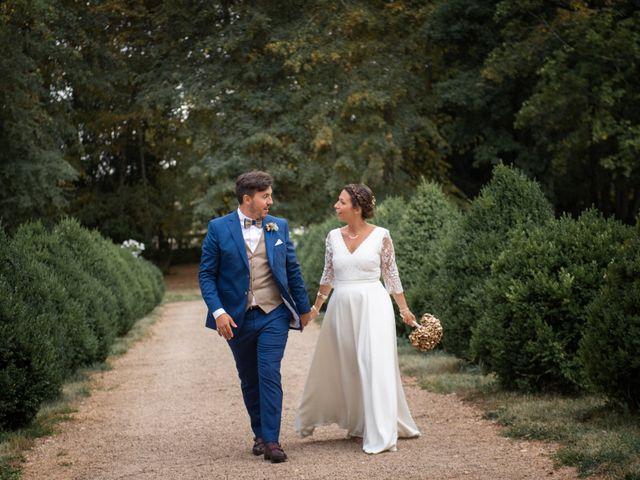 Le mariage de Julien et Marie à Rosey, Saône et Loire 40