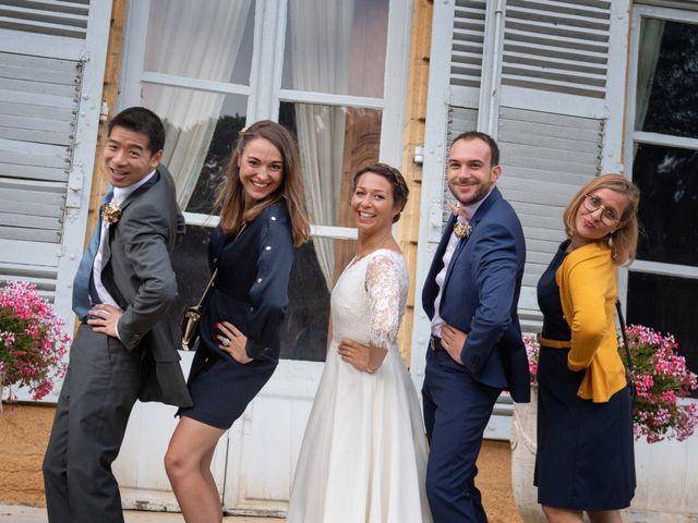 Le mariage de Julien et Marie à Rosey, Saône et Loire 44