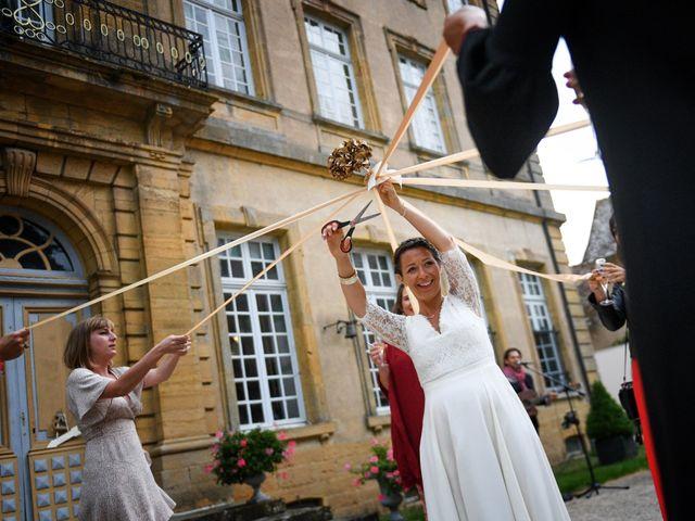 Le mariage de Julien et Marie à Rosey, Saône et Loire 45