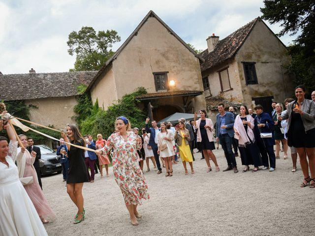 Le mariage de Julien et Marie à Rosey, Saône et Loire 46