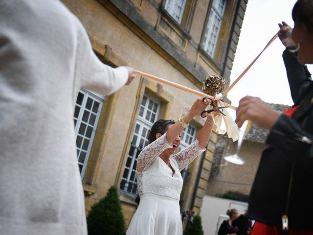 Le mariage de Julien et Marie à Rosey, Saône et Loire 47