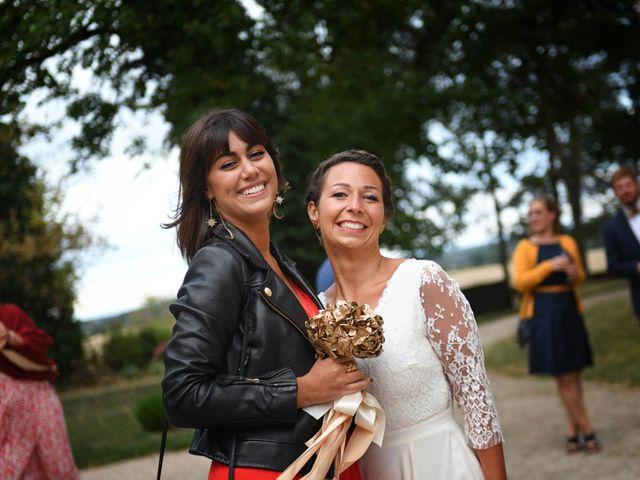 Le mariage de Julien et Marie à Rosey, Saône et Loire 48