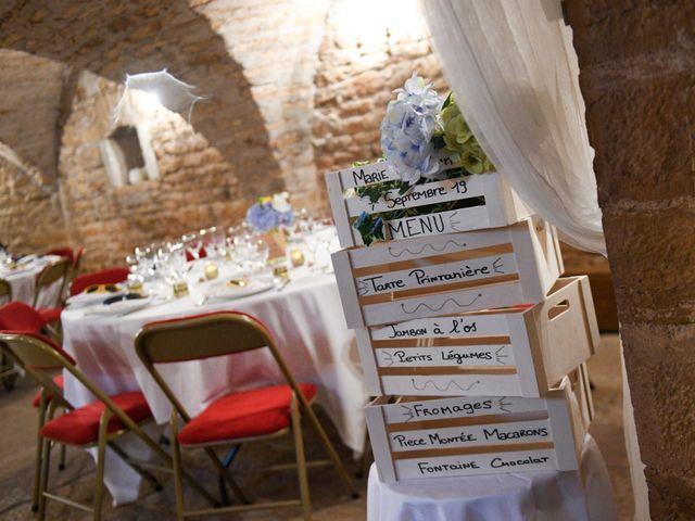 Le mariage de Julien et Marie à Rosey, Saône et Loire 53