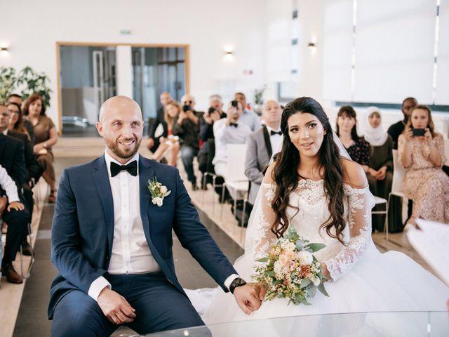 Le mariage de Benjamin et Sonia à Montfort-l'Amaury, Yvelines 8