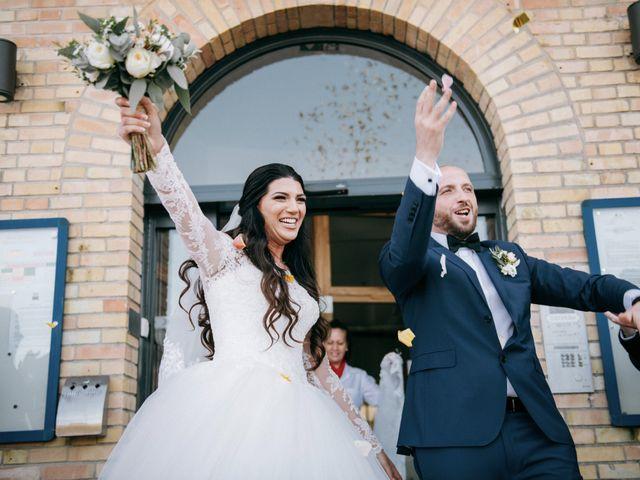 Le mariage de Benjamin et Sonia à Montfort-l'Amaury, Yvelines 14