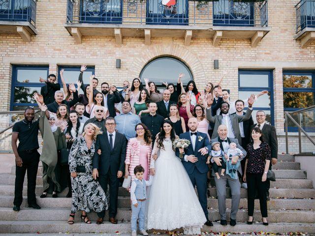 Le mariage de Benjamin et Sonia à Montfort-l'Amaury, Yvelines 16