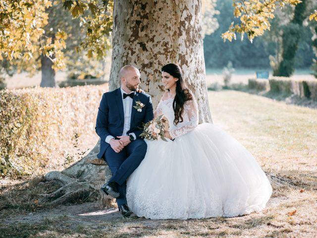Le mariage de Benjamin et Sonia à Montfort-l'Amaury, Yvelines 39