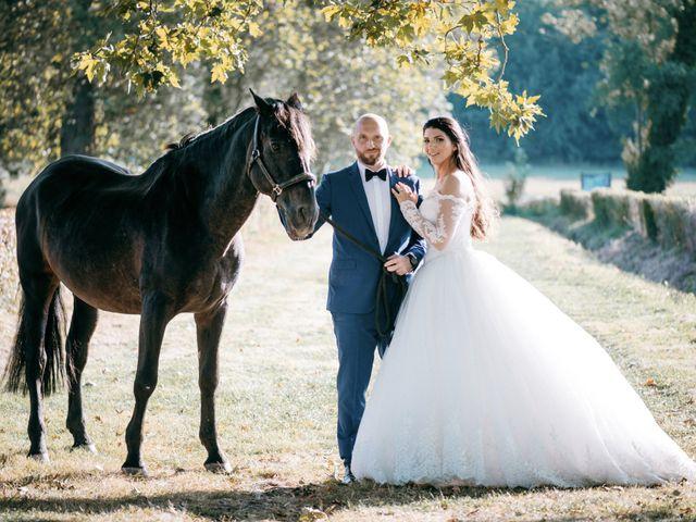 Le mariage de Benjamin et Sonia à Montfort-l'Amaury, Yvelines 40