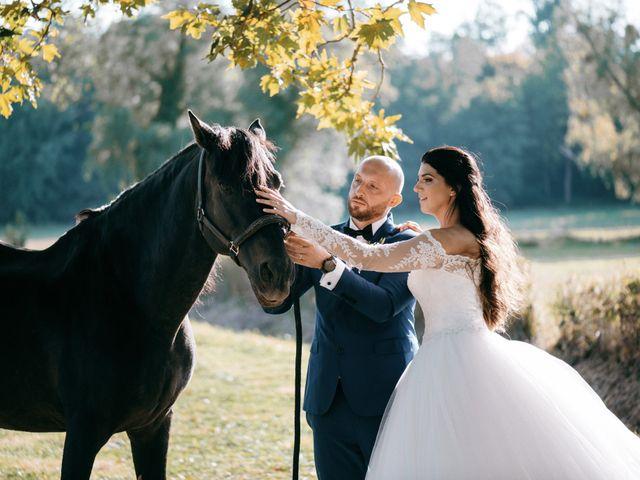 Le mariage de Benjamin et Sonia à Montfort-l'Amaury, Yvelines 41