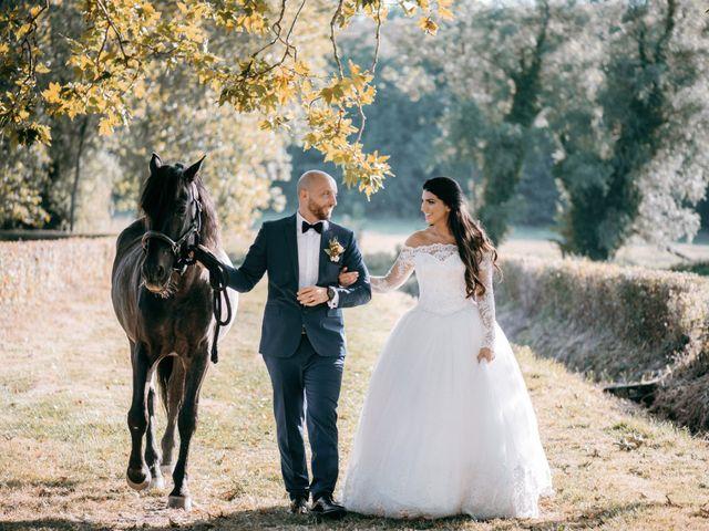 Le mariage de Benjamin et Sonia à Montfort-l'Amaury, Yvelines 42