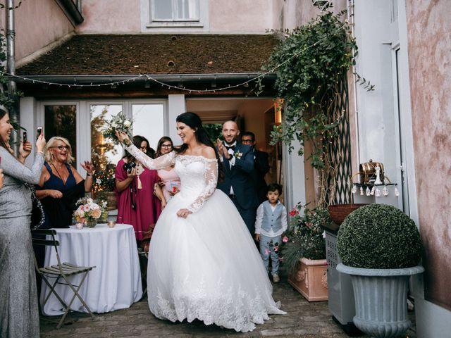 Le mariage de Benjamin et Sonia à Montfort-l'Amaury, Yvelines 48