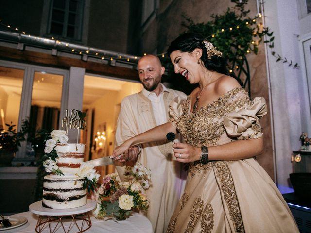 Le mariage de Benjamin et Sonia à Montfort-l'Amaury, Yvelines 67