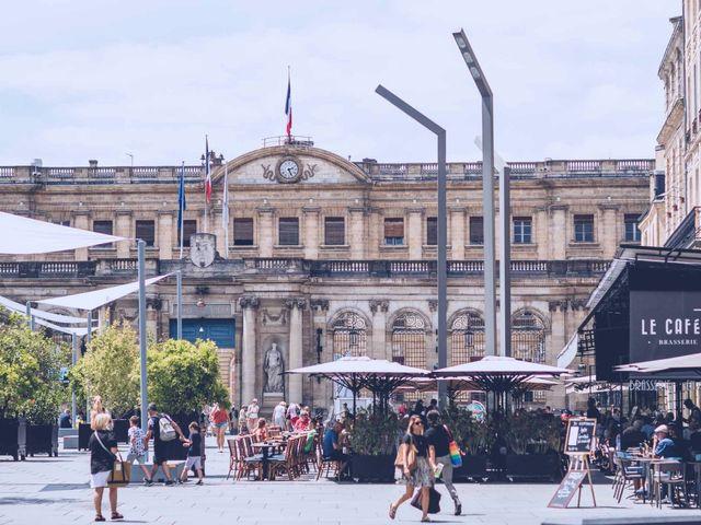 Le mariage de Giovanni et Caroline à Bordeaux, Gironde 3