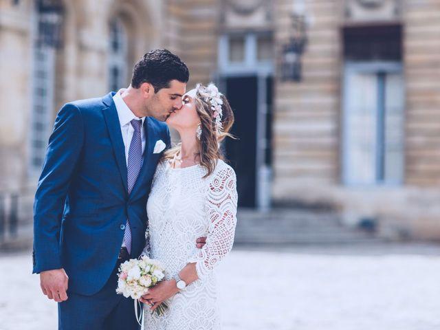 Le mariage de Giovanni et Caroline à Bordeaux, Gironde 6