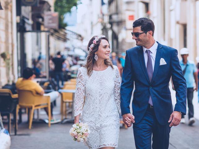 Le mariage de Giovanni et Caroline à Bordeaux, Gironde 9