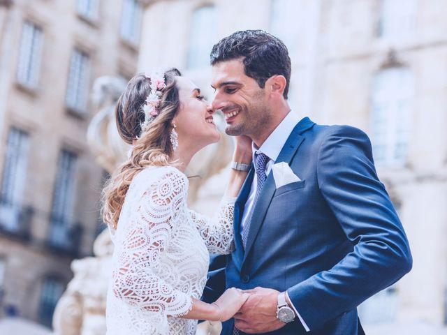 Le mariage de Giovanni et Caroline à Bordeaux, Gironde 1