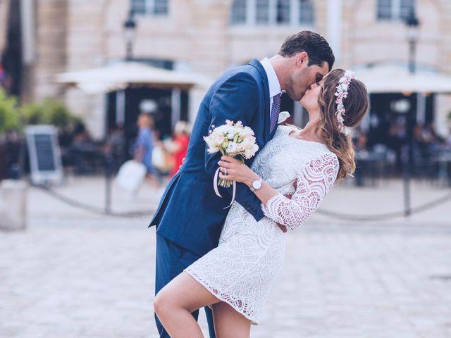 Le mariage de Giovanni et Caroline à Bordeaux, Gironde 11