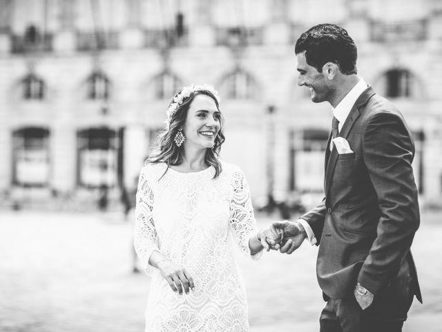 Le mariage de Giovanni et Caroline à Bordeaux, Gironde 12