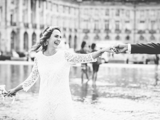 Le mariage de Giovanni et Caroline à Bordeaux, Gironde 14