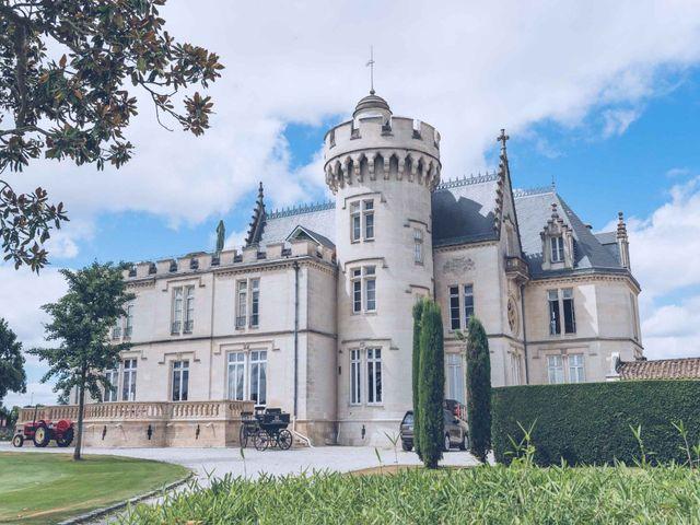 Le mariage de Giovanni et Caroline à Bordeaux, Gironde 15