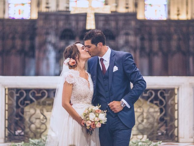 Le mariage de Giovanni et Caroline à Bordeaux, Gironde 29