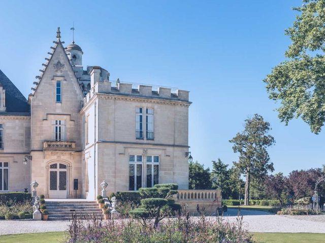 Le mariage de Giovanni et Caroline à Bordeaux, Gironde 40