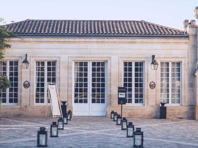 Le mariage de Giovanni et Caroline à Bordeaux, Gironde 43