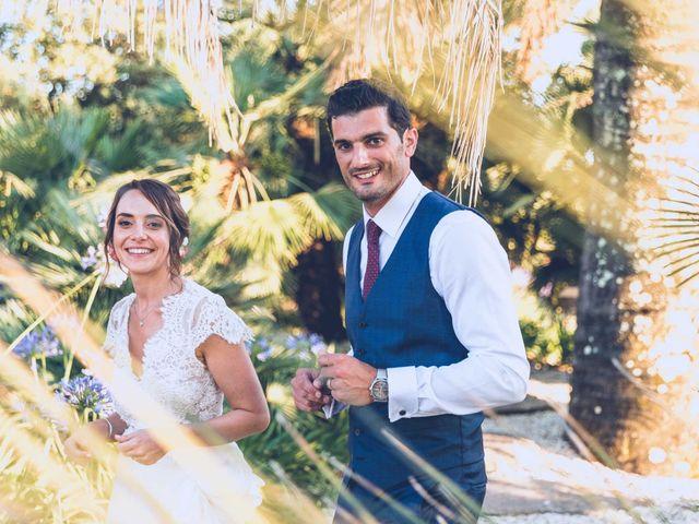 Le mariage de Giovanni et Caroline à Bordeaux, Gironde 47